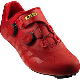 Mavic Cosmic Pro Shoes Unisex Fiery Red/Fiery Red/Black